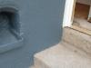 Traditional Boot Scraper and Granite Step