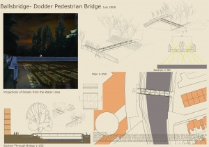 Dodder Bridge Competition, Ballsbridge