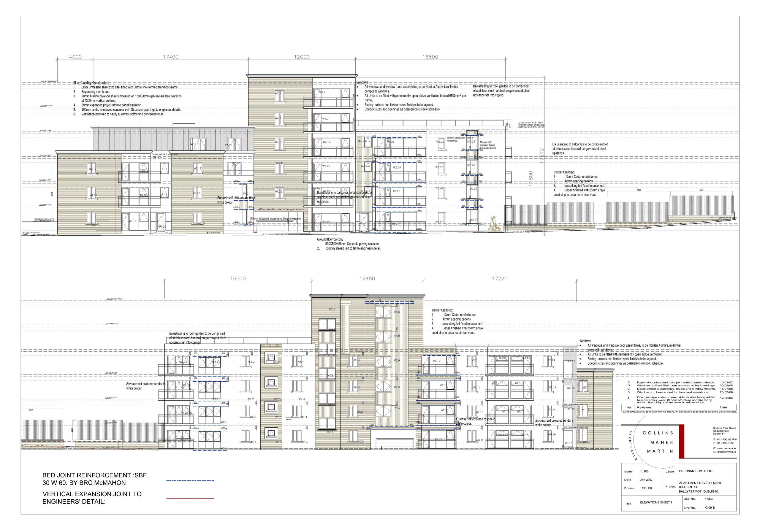Apartment Construction Stage Services  Samples Of Previous Technical Design  Work