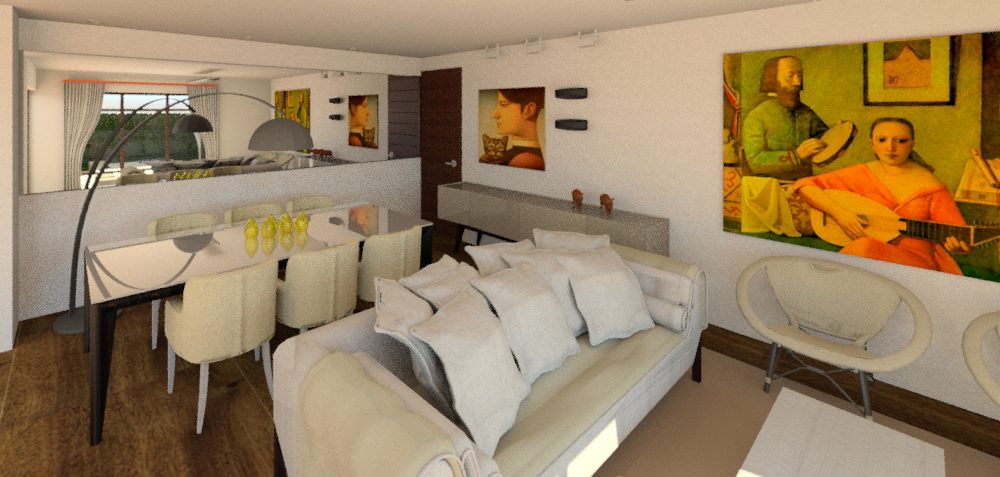 Commercial Apartment Design Services