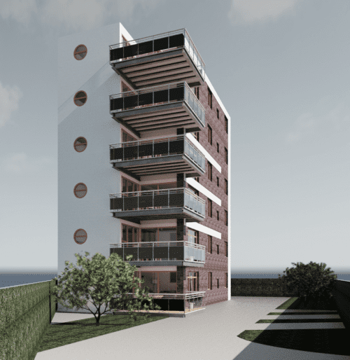 Commercial Apartment Design Using Building Information Modelling