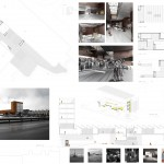 Galway Harbour Competition Entry Complete Board