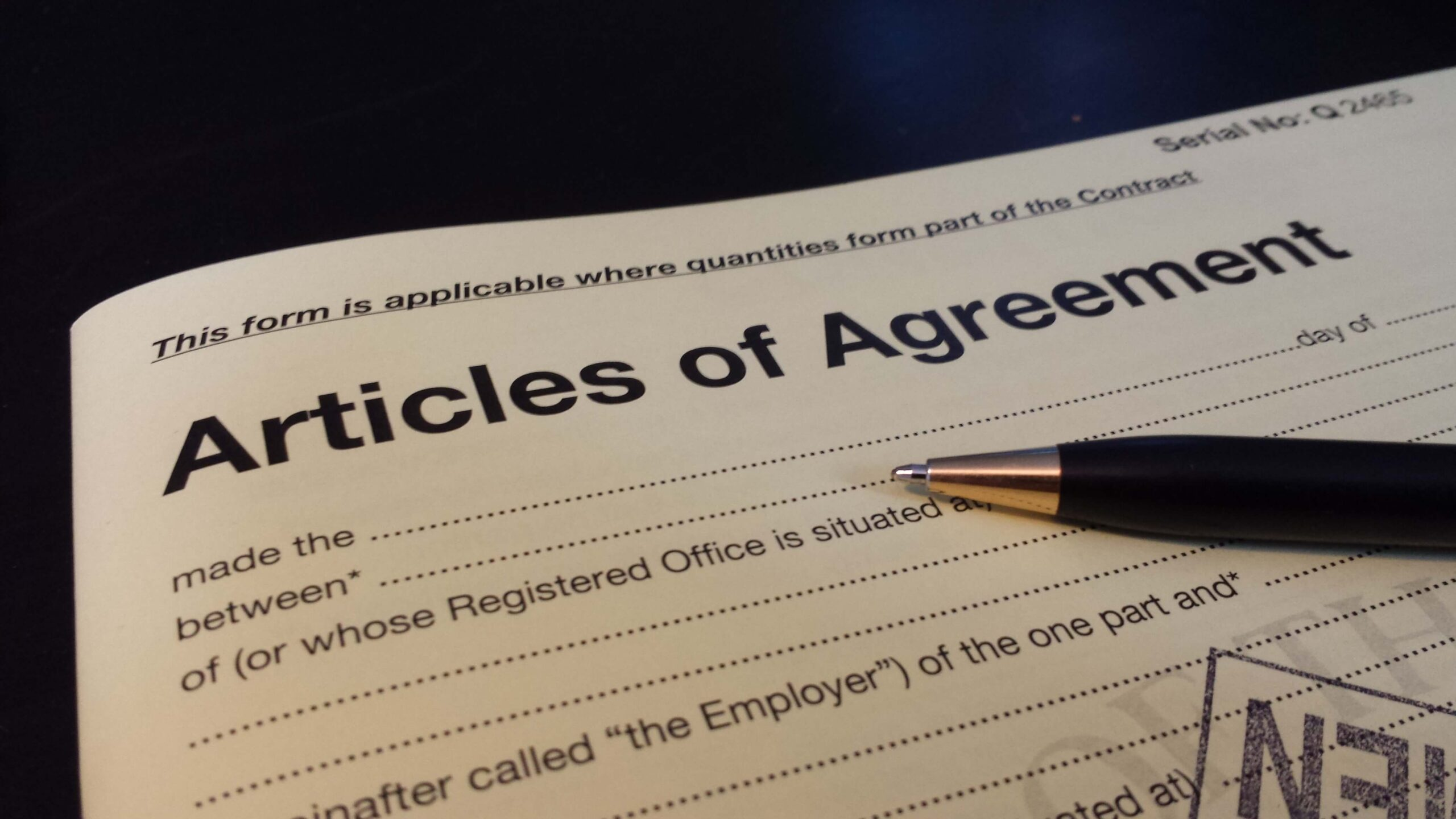 The Construction Contract- Legal Frameworks of Construction FAQ